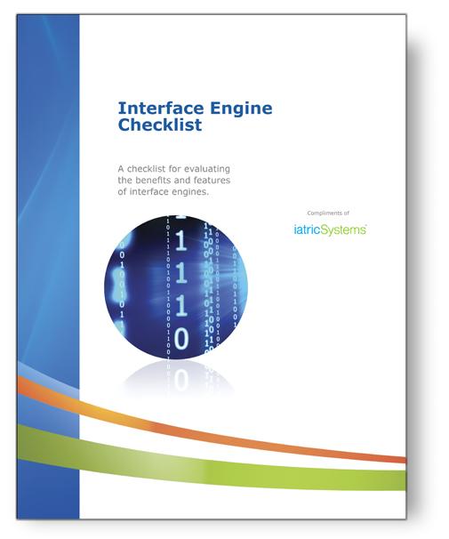 Iatric Interface Engine Checklist thumbnail