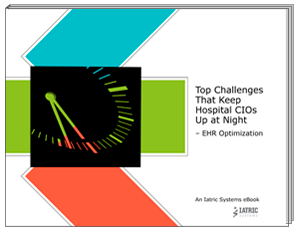 EHR Optimization Challenges ebook