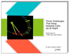 Top Challenges that Keep CIOS Up at Night eBook image