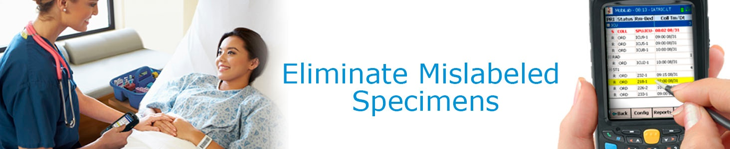 Specimen Collection for the Cerner LIS image